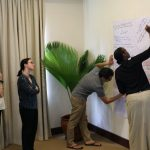 Brainstorming Ditulis degan Menuliskan Semua Ide yang Muncul