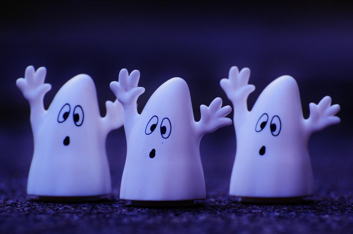 Kalau Hantu Juga Nulis Cerita Horror di Dunianya, Mungkin bakal Kayak Gini