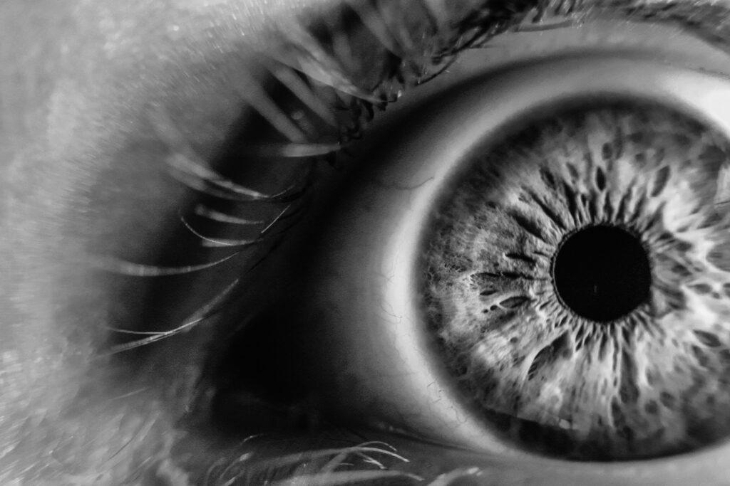 Mata yang menatap begitu tajam