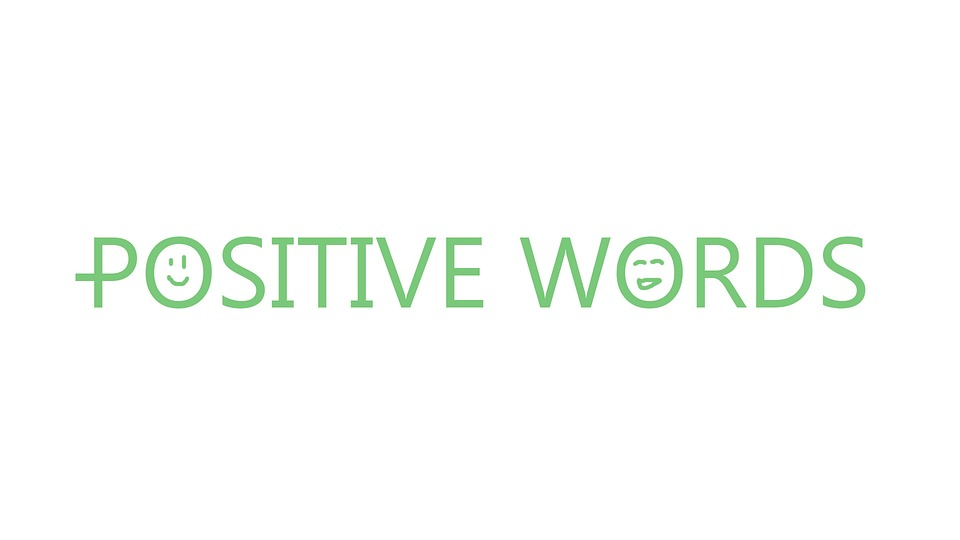 Positif lebih enak didengar