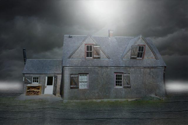 Rumah Baru Kami yang Berhantu