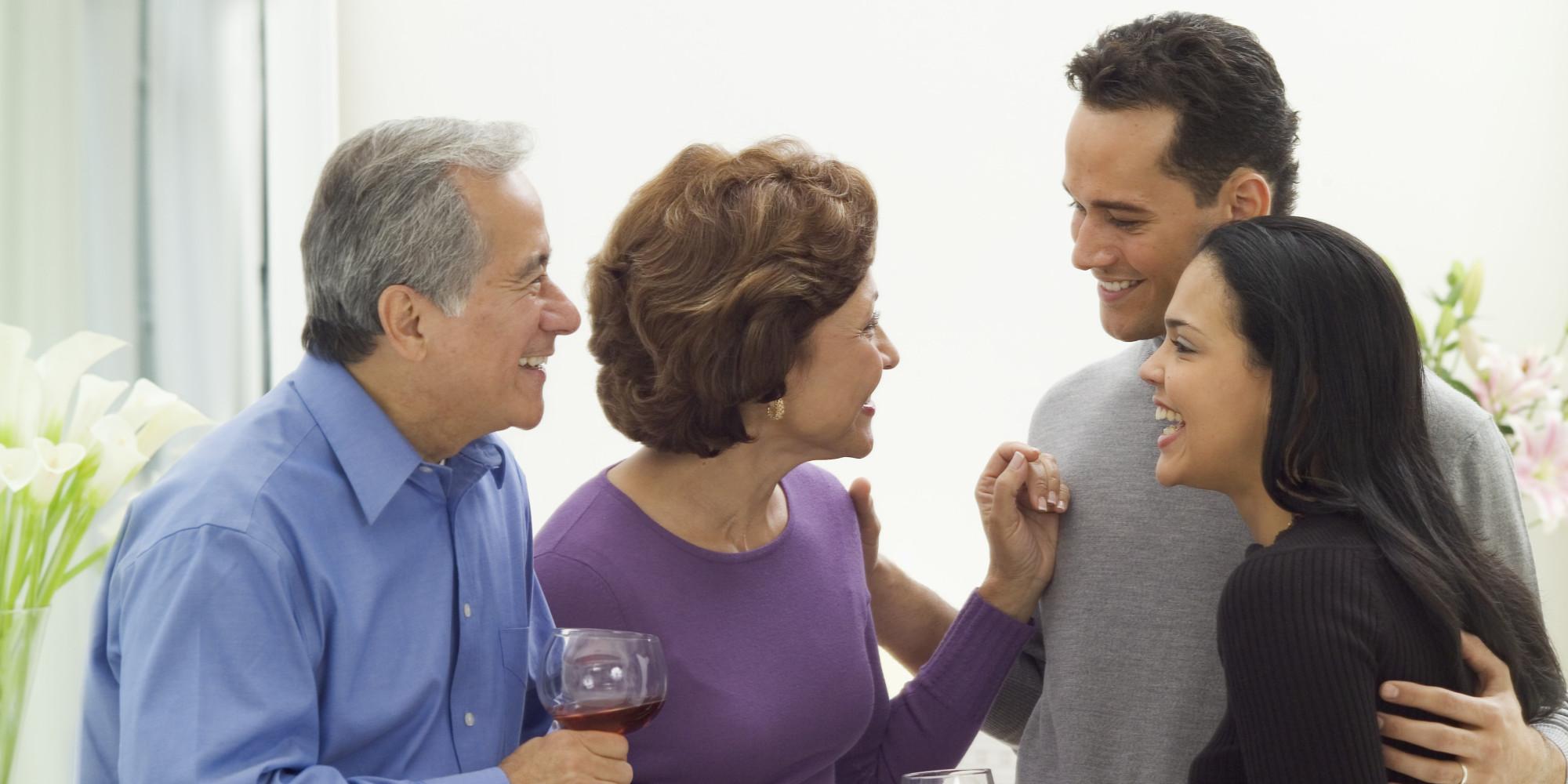 6 Kalimat yang Haram Diucapkan kepada Calon Mertua Saat Pamit