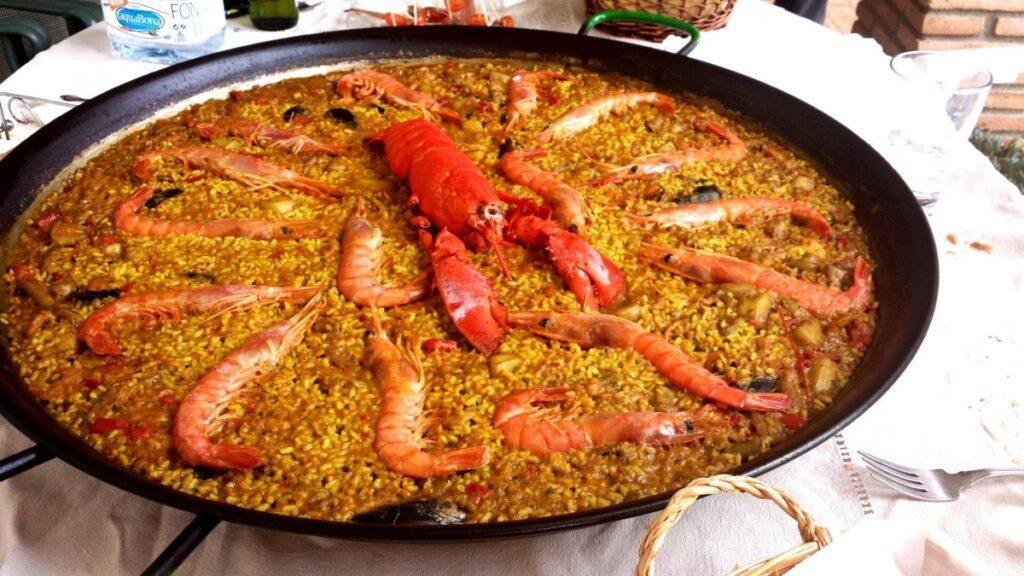 Paella Spanyol