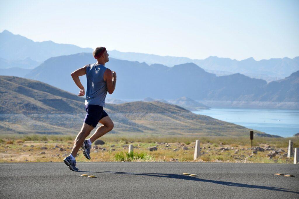 Berlarilah dengan tujuan yang pasti