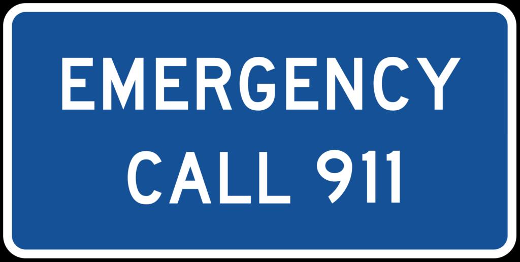Catat nomor darurat yang bisa kamu hubungi