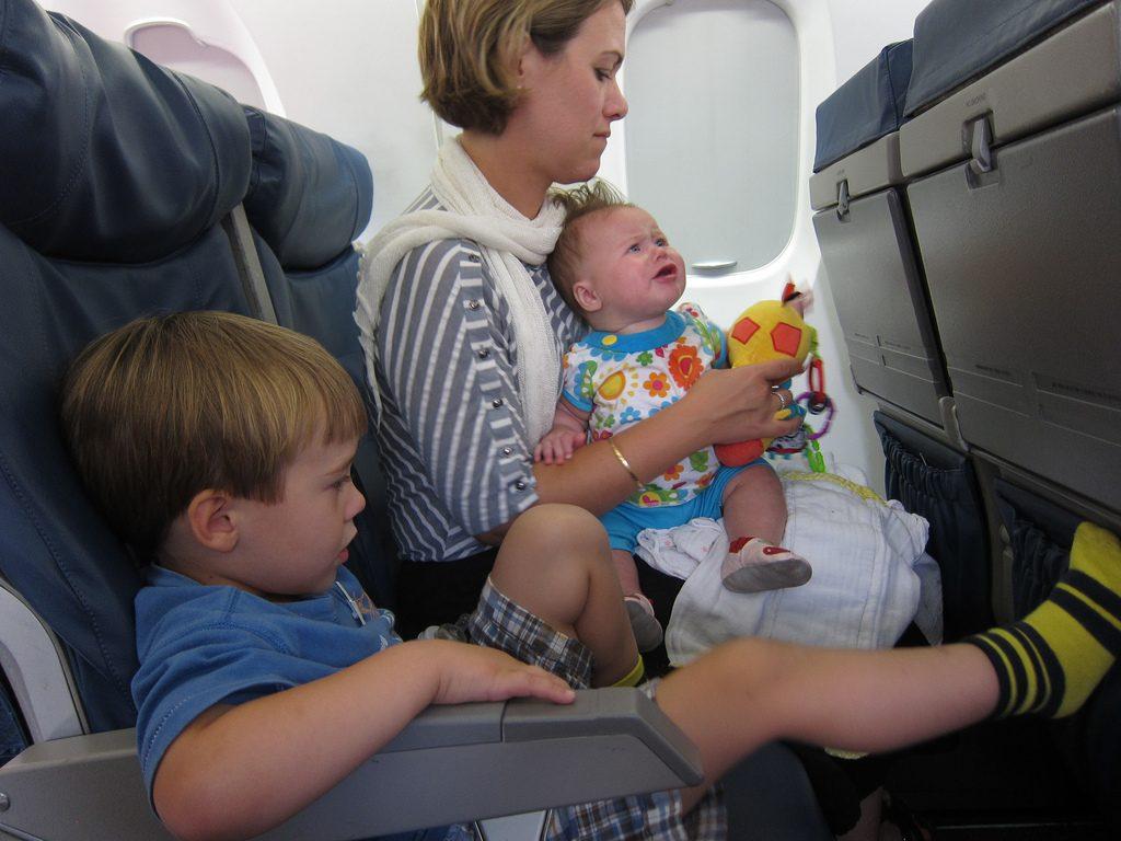 Jatah bagasi bayi