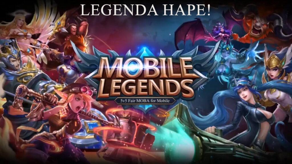 Menjadi Legenda Hape!