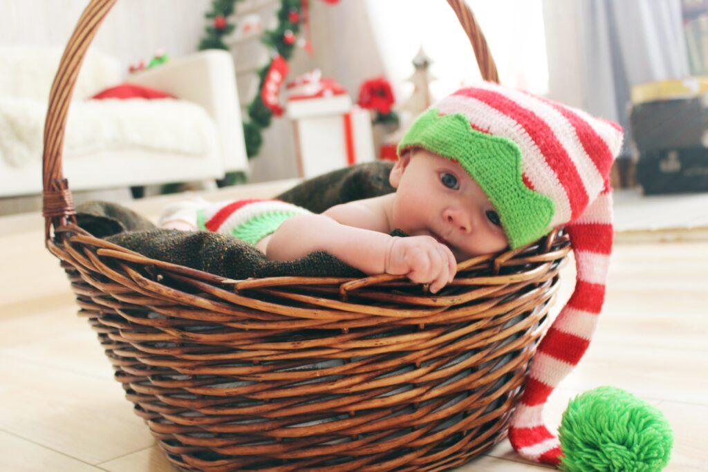 Persiapkan perlengkapan bayi