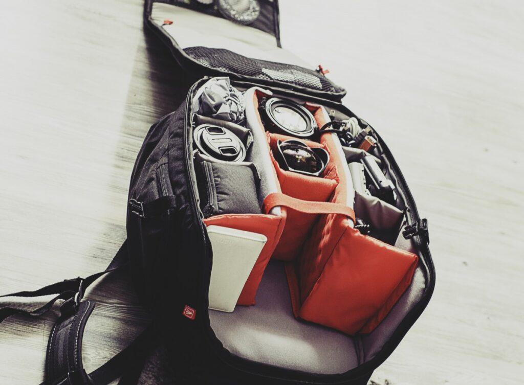 Siapkan tas yang super duper aman