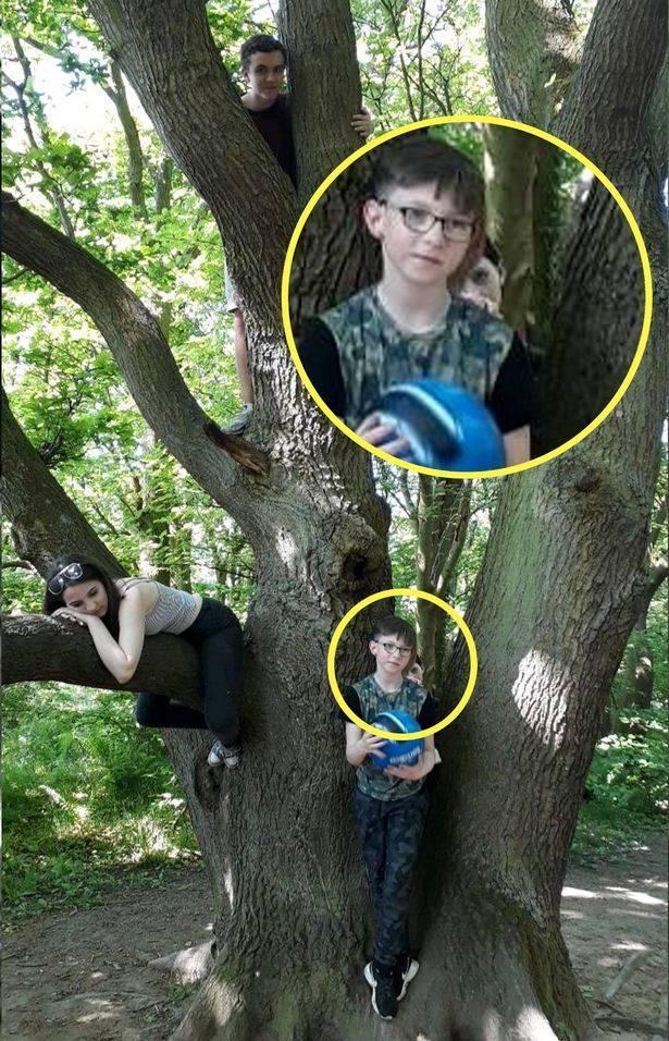 Hantu Anak Penunggu Pohon